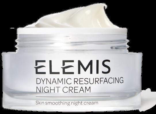 Dynamic Resurfacing Night Cream Primary Texture