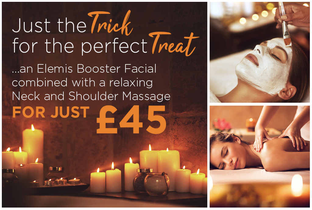 Elemis Facial and Massage Treat Package