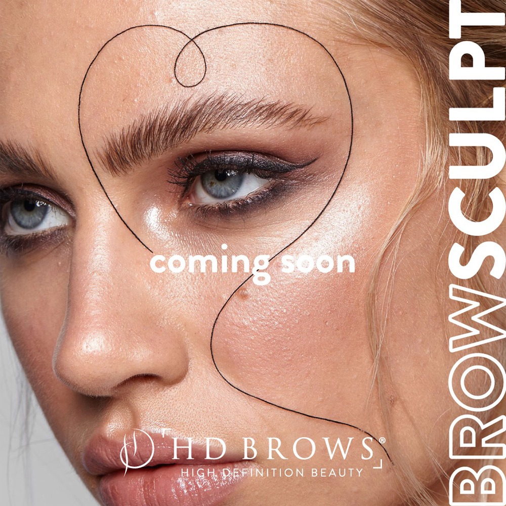 Coming Soon - HD BROWS Brow Sculpt
