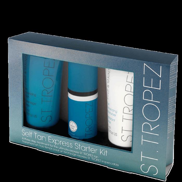 St Tropez Express Tan Starter Kit
